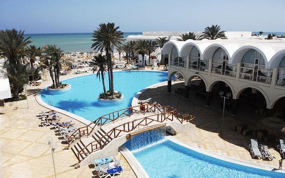 Parenthèse sous le soleil tunisien