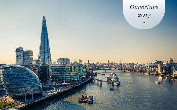 Royaume-Uni Londres - Dorsett City 4* à partir de 60,00 € (60.00 EUR€)