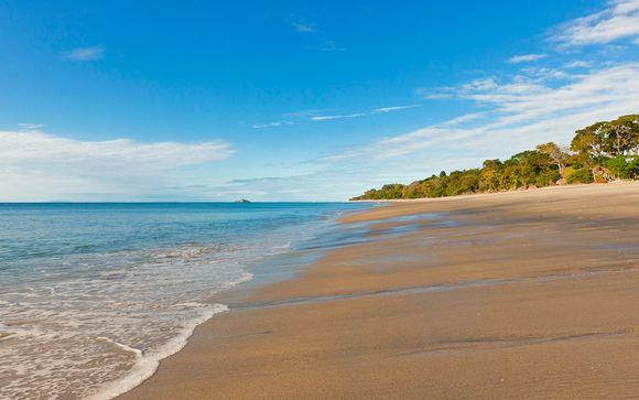 Culture et plage en Amérique Centrale