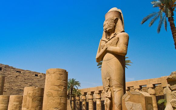 Au fil de l'eau : votre croisière Rêveries du Nil