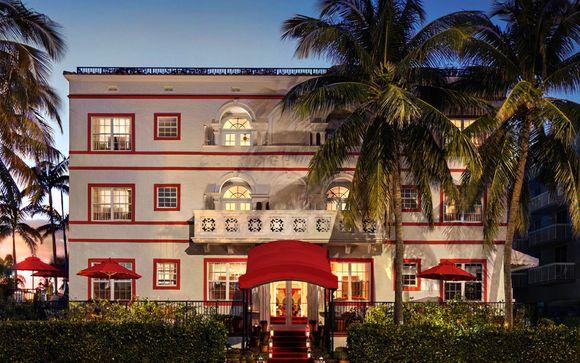Poussez les portes de votre 4* à Miami
