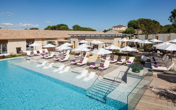 Domaine de Verchant Hôtel et Spa 5*
