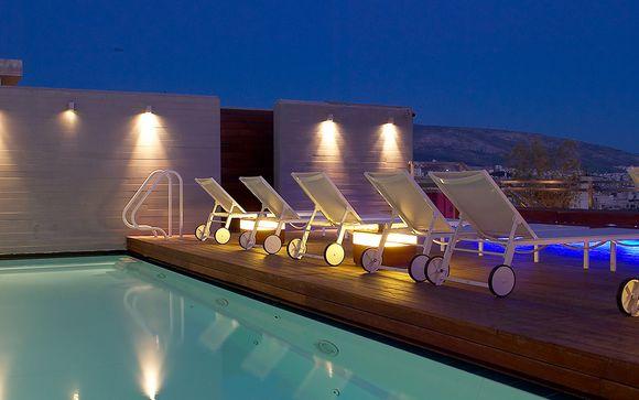 Votre hôtel à Athènes
