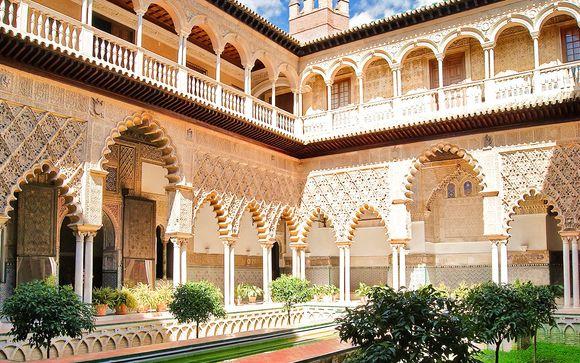 Votre extension possible au San Gil 4* à Séville