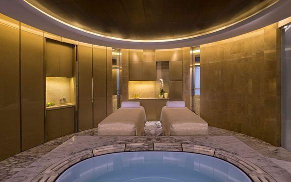 Poussez les portes de l'hôtel Hyatt Regency Creek Heights 5* à Dubaï