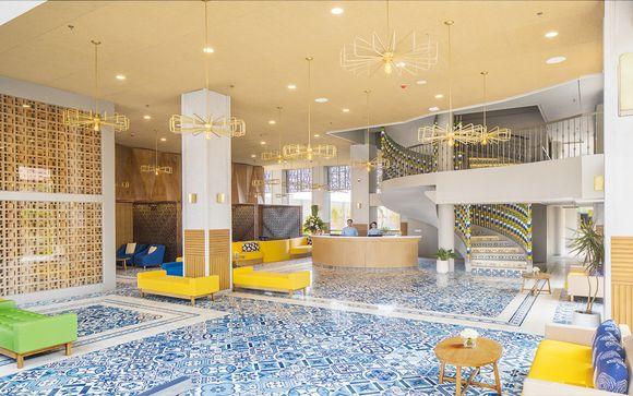 Poussez les portes de l'hôtel Eastin Ashta Resort Canggu 4* à Canggu