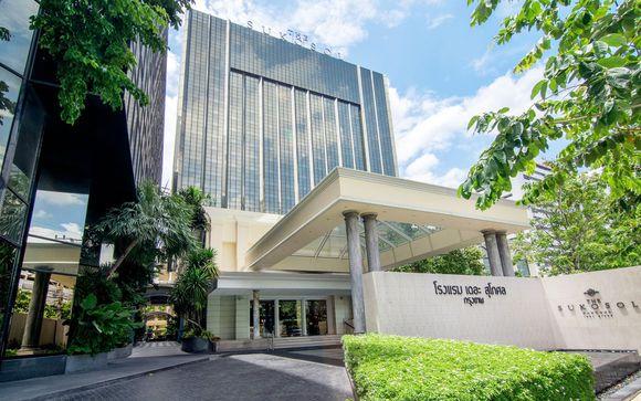 Poussez les portes de votre pré-extension possible à Bangkok (disponible avec l'offre 2)