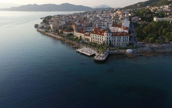 Rendez-vous... à Athènes et sur l'île d'Eubée