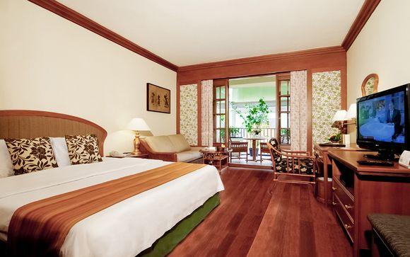 Poussez les portes de vos hôtels Atta Mesari Resort & Spa 4*, Royal Tulip Saranam Resort & Spa 5*, et Ayodya Resort Bali Hotel 5*