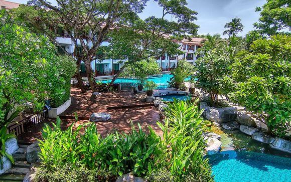 Poussez les portes de l'hôtel The Elements Krabi Resort 4*