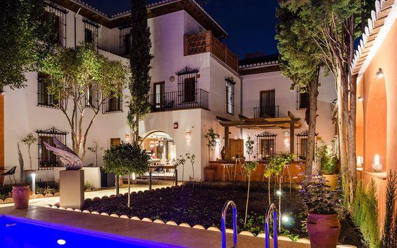 Hôtel La Luna en el Alba