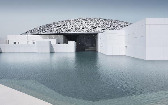 Mettez une option sur l'évasion à Abu Dhabi