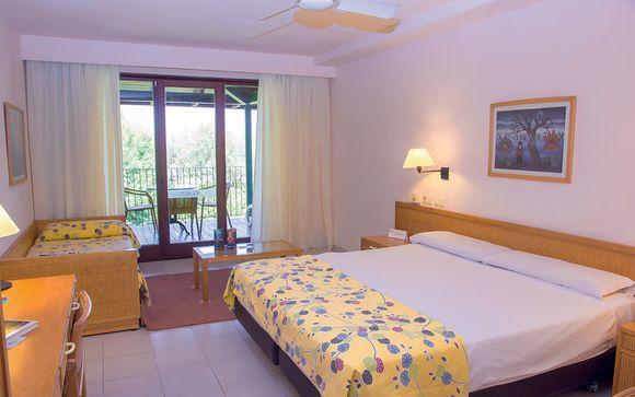 Poussez les portes de votre  Portblue Club Pollentia Resort & SPA 4*