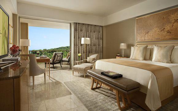Poussez les portes de l'hôtel Mulia Resort 5*
