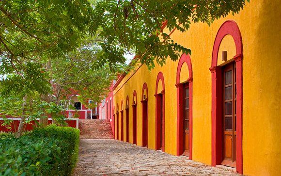 Suivez-nous... Au Mexique