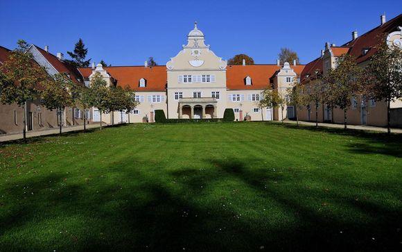Poussez les portes de l'hôtel Jagdschloss Kranichstein 4*