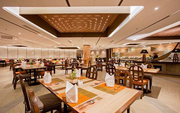 Poussez les portes de l'hôtel Méridien 5* à Khao Lak