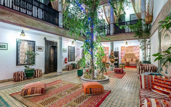 Hôtel & Ryad Art Place 5*