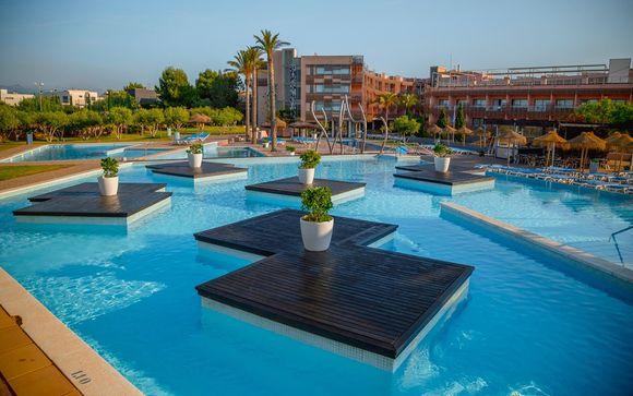 Coralia Les Oliveres 4* & possibilité de séjour à PortAventura World