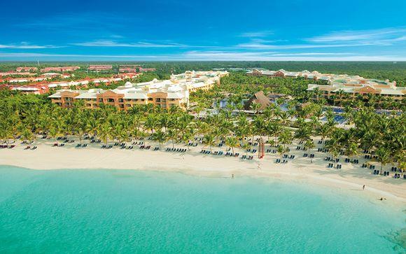 Hôtel Barcelo Maya Palace 5* avec ou sans circuit Yucatan
