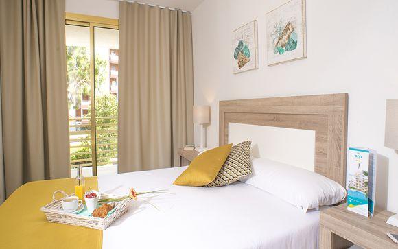 Poussez les portes de l'hôtel Ona Suites à Salou