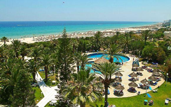 H�tel Marhaba Beach 4*