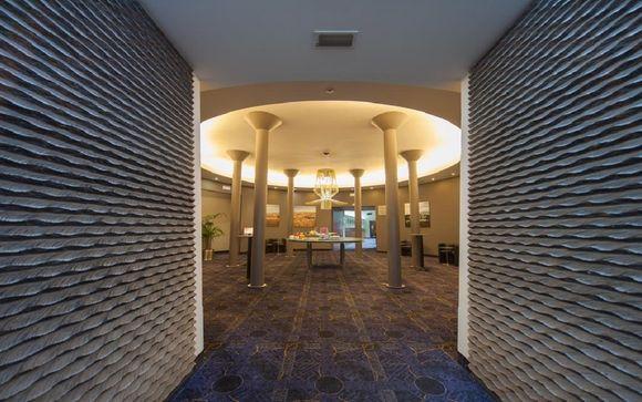 Poussez les portes de l'hôtel NH Brussels EU Berlaymont 4*