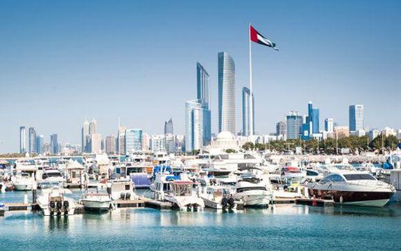 Mettez une option sur l'évasion à Abu Dhabi (offre 2)