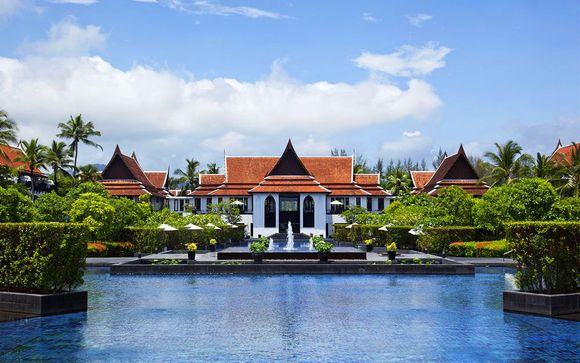JW Marriott Khao Lak Resort & Spa 5* by Nosylis Collection