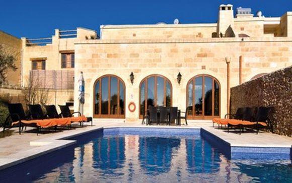 Maison The Olives - San Lawrenz Gozo - Malte