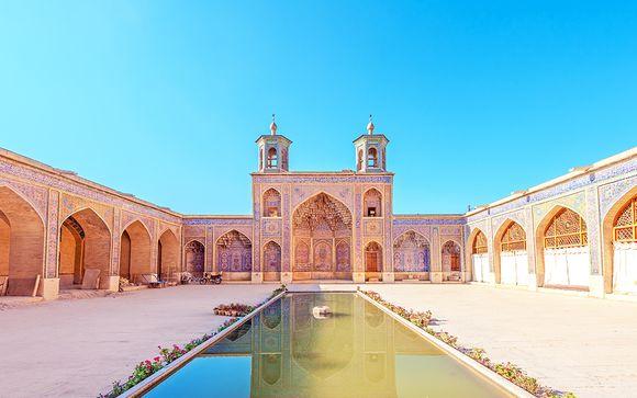 Circuit Majestueuse Iran et extension sur l'île de Kish