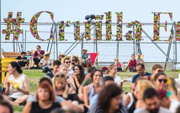Pass 1, 2 ou 3 jours pour le Cruilla Festival et hôtel 4*