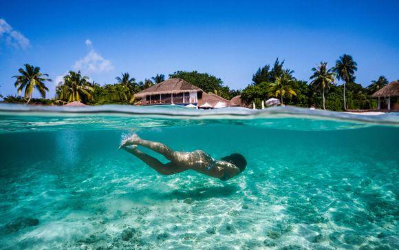 Votre extension balnéaire aux Maldives