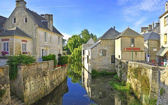 Rendez-vous... à Bayeux
