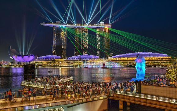 Votre pré-extension possible à Singapour