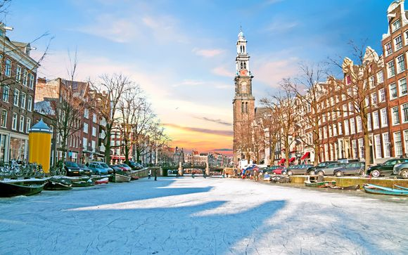 DNU The Manor Hotel Amsterdam 4*