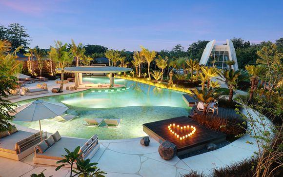 Hôtel X2 Bali Breakers 5* avec pré-extension possible à Singapour