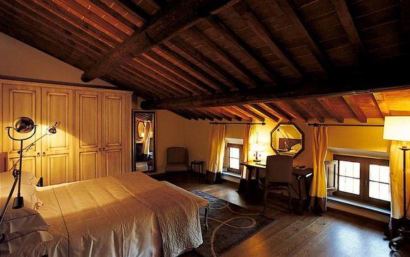 Poussez les portes de votre Castel Monastero 5*