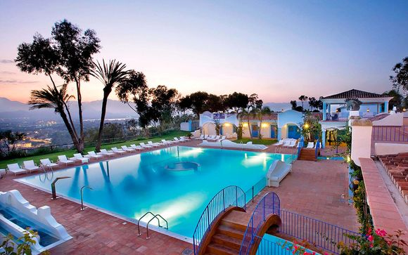 Ôclub Arbatax Park Resort Telis 4*