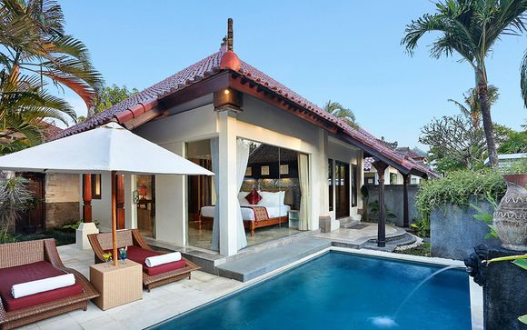 Hôtel The Club Villas Bali 4*