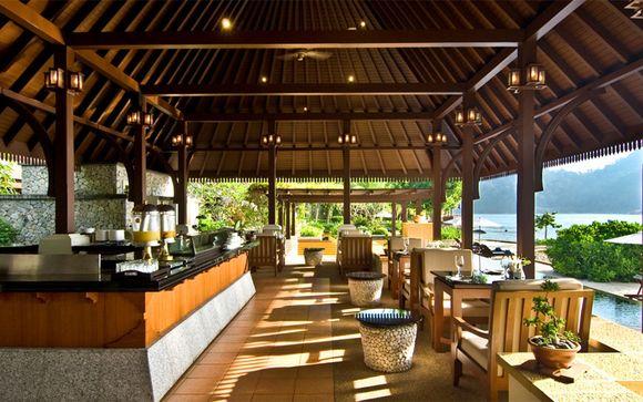 Poussez les portes de l'hôtel Pangkor Laut Resort 5*
