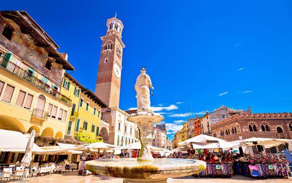 Truly Verona Apartments & suites avec visite guidée