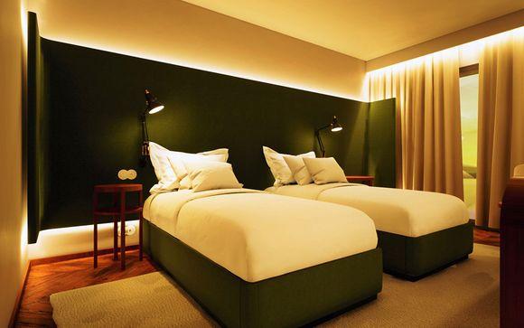 Poussez les portes du Grand Hotel Açores Atlantico 5*