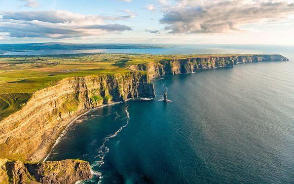 Autotour des beautés d'Irlande : 5 ou 9 jours