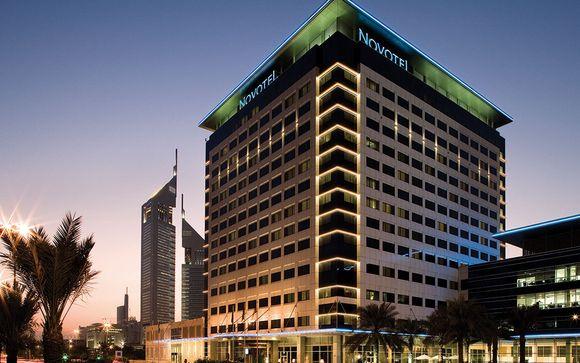 Le Novotel World Trade Center 4*