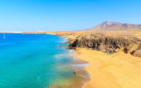 Lanzarote en toute liberté