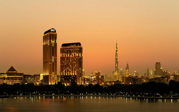Poussez les portes du Hyatt Regency Dubai Creek Heights 5*