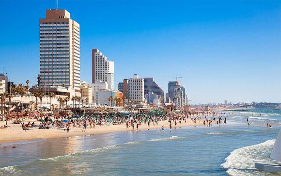 Herods Tel-Aviv By The Beach *****