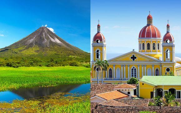 Autotour Costa Rica et Nicaragua - 10, 12 ou 14 nuits