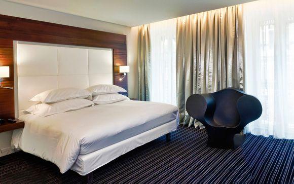 Poussez les portes du Grand Hotel Grenoble 4*